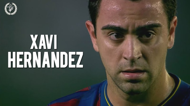 Xavi Hernández - 20 Maestro Skill Moves | Sophisticated Simplicity