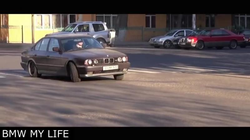 BMW M5 - Gangsta's Paradise (Giorgi Tevzadze-გიორგი თევზაძე) R.I.P OOM-500.mp4