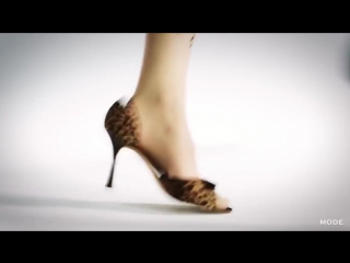 За 100 лет, как менялись моды каблуков! 100 Years of Fashion_ High Heels