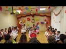 танец Айлины с папой на выпускном в детском саду.