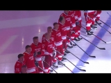 Владимир Путин принял участие в гала-матче Ночной хоккейной лиги в рамках VII Всероссийского фестиваля по хоккею среди любительс