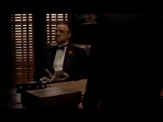 Фрагмент фильма Крёстный отец