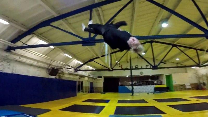 Polianskii - Trampoline UP FLY