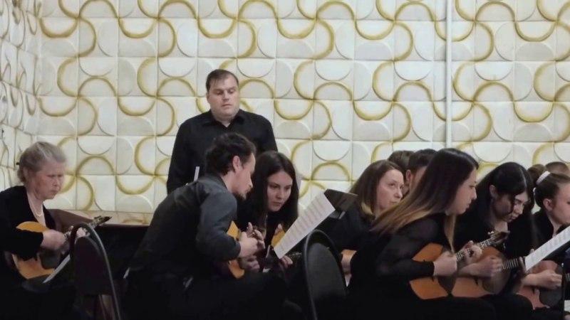 Звуки музыки народной - концерт донецкой государственной музыкальной академии им. С.С. Прокофьева