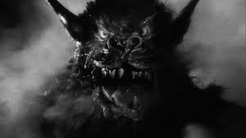 Night of the Demon 1957 / Curse of the Demon / Ночь демона