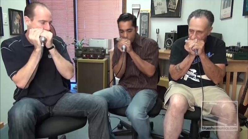 Gary, Aki and David – It Takes Three Rehearsal, Part 2.mp4