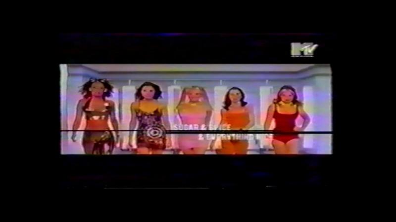 Spice Girls - UltraSound - Sugar, Spice Everything Nice xx.04.1998