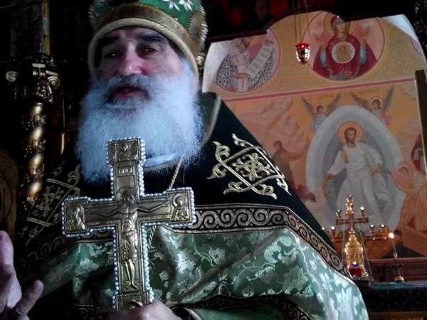 Проповедь настоятеля Св Никольского хр п Ракитное прот Николая Германского в нед 6Великого Поста