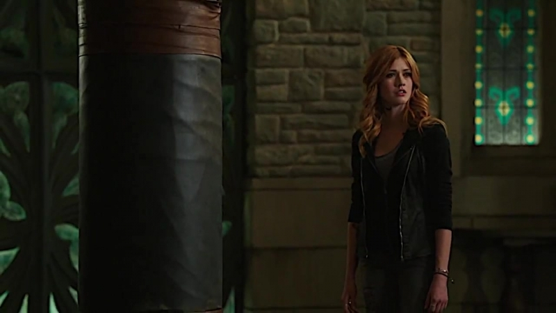 Clary Fray _ I Am Tired Of Being Afraid