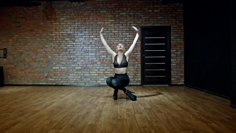 Choreo by Nina Bonchinche/ Dancer Ignition/ Music-ThisWorld