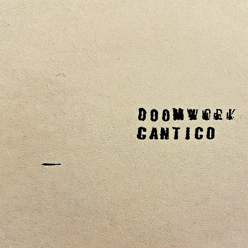 Doomwork альбом Cantico
