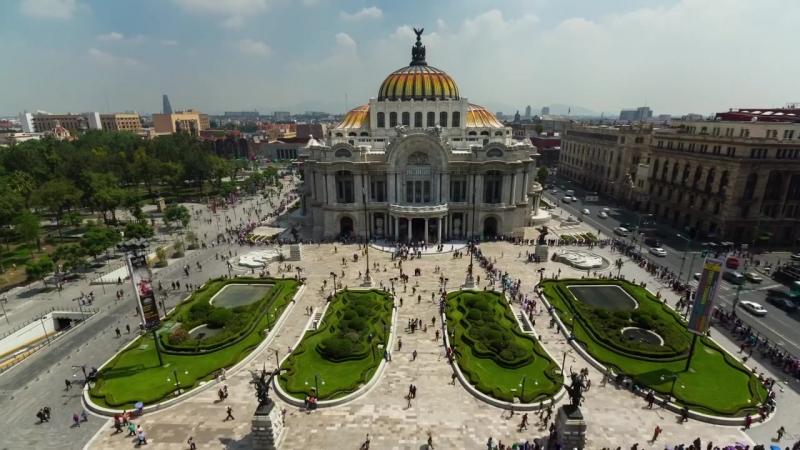 CDMX Mexico City Time Lapse