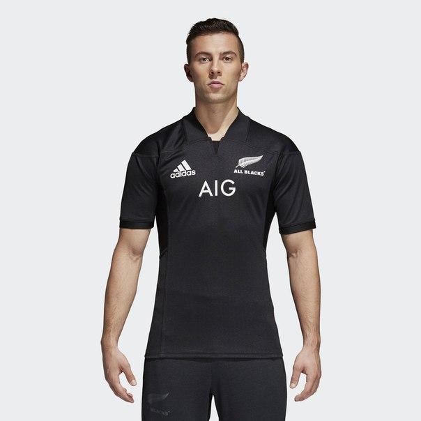 Игровая футболка All Blacks Home