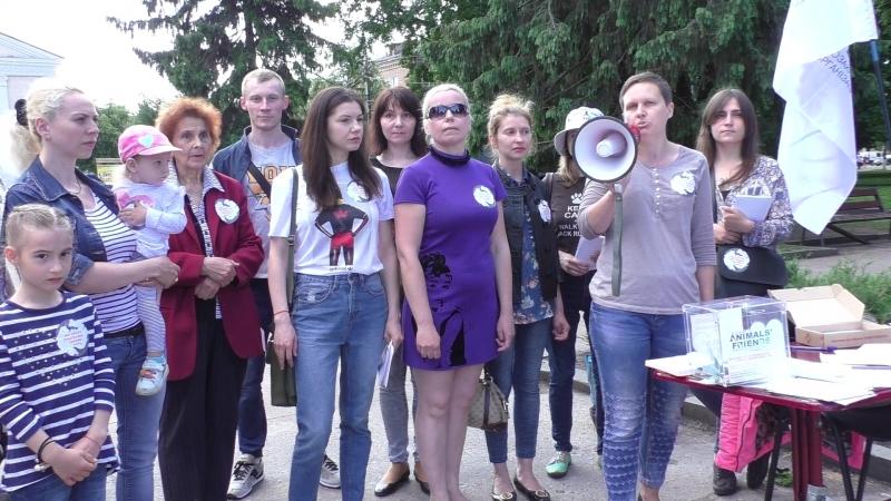 19.05.2018 Всеукраїнський протест проти притравочних станцій. Конотоп долучився до акції 6598