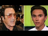 Sylvester Stallones Brother Calls David Hogg a PY, Then Calls On Classmates