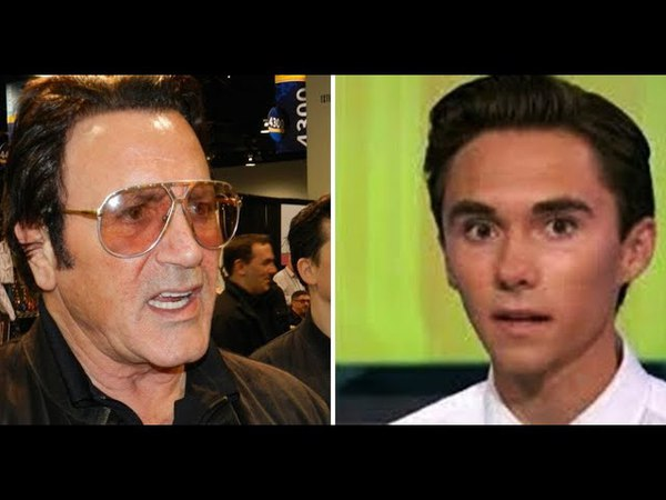Sylvester Stallone's Brother Calls David Hogg a P***Y Then Calls On Classmates