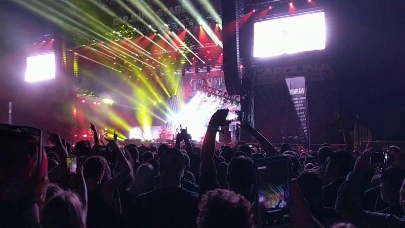 Godsmack - 1,000 HP LIVE Carolina Rebellion 2018