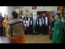 Діти заспівали для Туки колядки