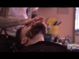 How to Style- Beard Shaping Grooming Tutorial with Frank Thy Barber Rimer