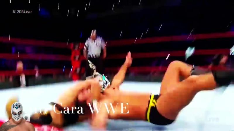 [Sin Cara WWE] Kalisto And Gran Metalik Vs. Sin Cara And Lince Dorado Bilionera