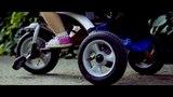 Трехколесный велосипед Black Aqua