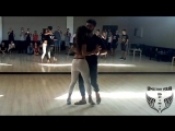 Kizomba Fusion by Ronie & Lory (Justin Timberlake - Can`t stop the feeling)