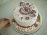 Торт на годовасие! Катерина Мироненко