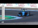 GP3 2017. Этап 7 - Херес. Вторая гонка