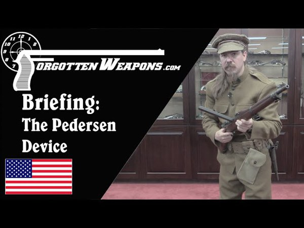 Secret Briefing: The Pedersen Device