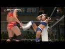 4. NWA Womens Championship - Santana Garrett (c) vs. Holidead (11/15/15)