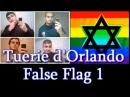ADBK : Tuerie dOrlando - False Flag Homophobe ! ( 2016 )