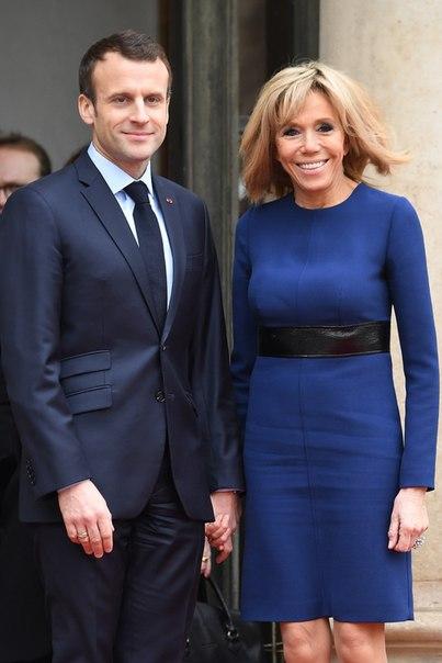 «Я жена Эммануэля Макрона, а не первая леди Франции»: Брижит Макрон