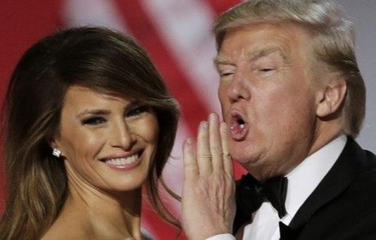 Никогда не догадаешься, что Дональд Трамп подарил жене на день рождения
