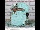 Интерактивный фотоальбом Дверь в Страну Чудес