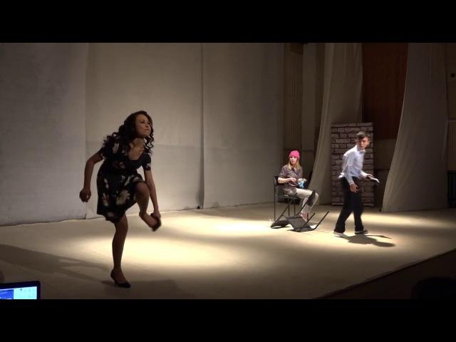 Выпускной спектакль Студии Катрины Душанбаевой в городе Стерлитамак