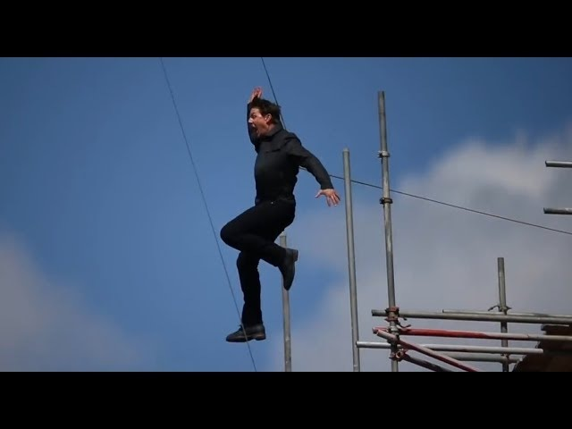 Mission Impossible 6 All Behind the Scenes 2018