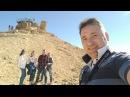 Гора ВЕРБЛЮД в Израиле и таинственный КРАТЕР РАМОН