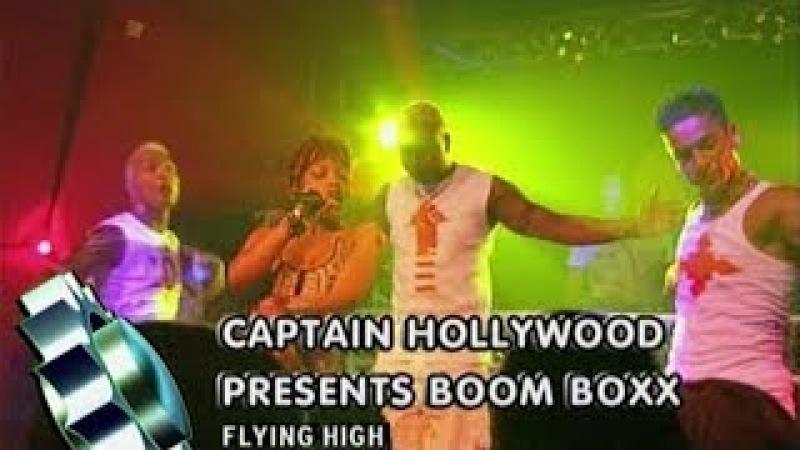 Captain Hollywood pres. Boom Boxx - Flying High (Live @ Club Rotation 2003)