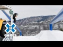 Men's Snowboard Slopestyle FULL BROADCAST X Games Aspen 2018