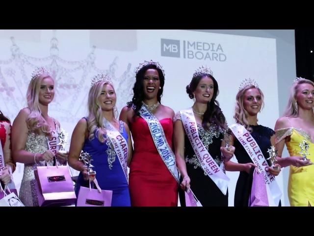 Miss England Semi-Final 2017