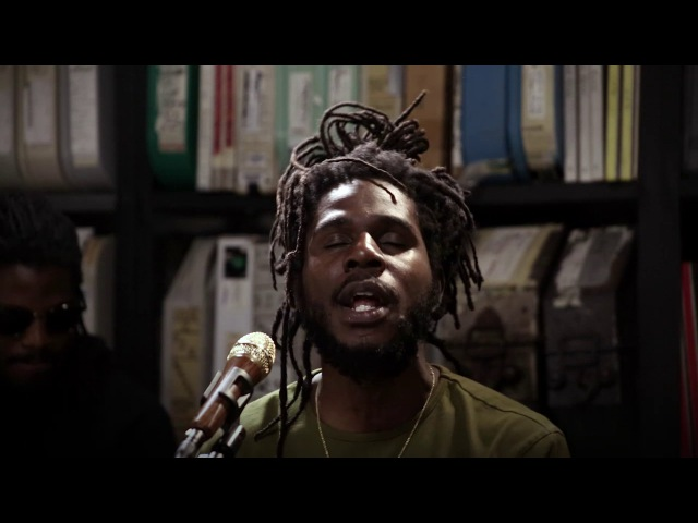 Chronixx - Spanish Town Rockin - 512017 - Paste Studios, New York, NY