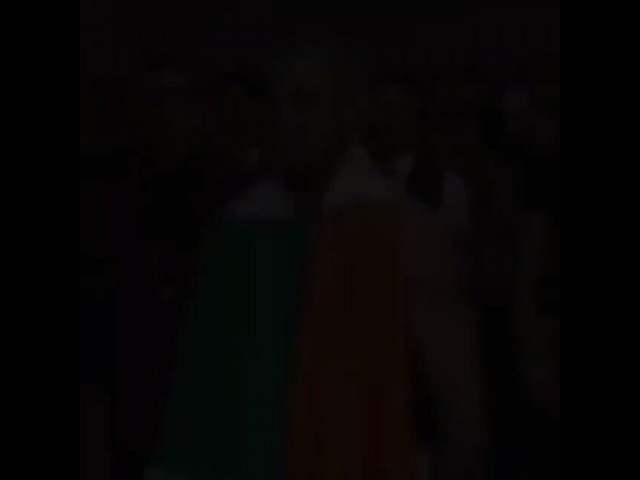 Highlights from MayMac fight...