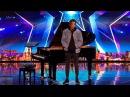 Невероятный артист удивительная игра Британия ищет таланты 2017