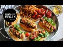 CHORIZO VEGAN HOT DOGS @avantgardevegan by Gaz Oakley