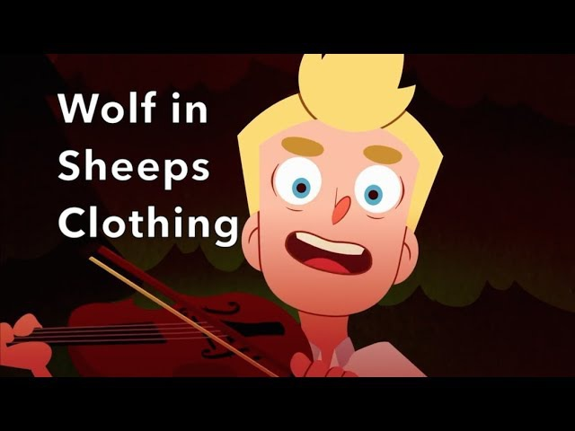Camp Camp - Wolf in Sheeps Clothing AMV