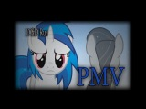 PMV One Republic Apologize Vinyl Scratch and Octavia