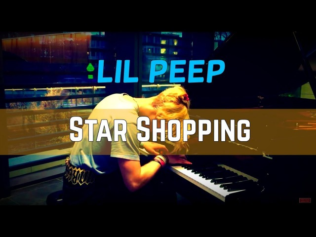Lil Peep Star Shopping Tishler Piano Cover
