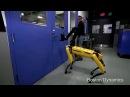 Boston Dynamics SpotMini / русская озвучка