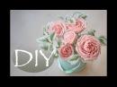 Красивая роза из бумаги DIY Tsvoric
