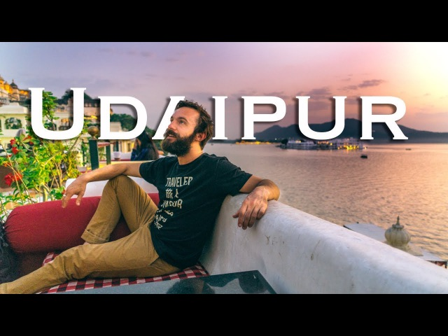 Udaipur | India's Beautiful City of the Lakes